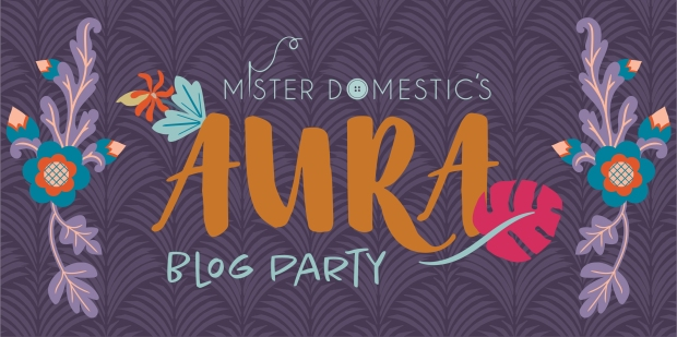Aura BLOG PARTY banner