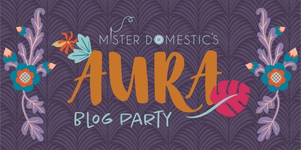 Aura BLOG PARTY banner