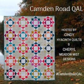 Camden Road Quilt Along